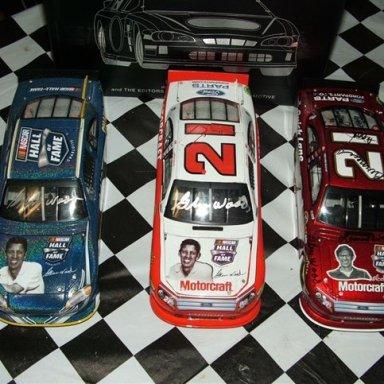 Hall of Fame Cars