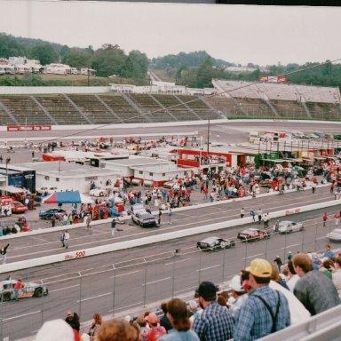 Goody's 150 Martinsville Speedway September 26, 1992