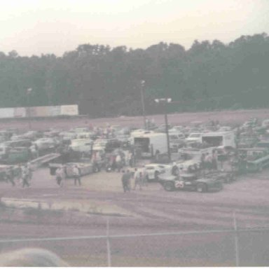 Summerville SC Speedway 1984 2