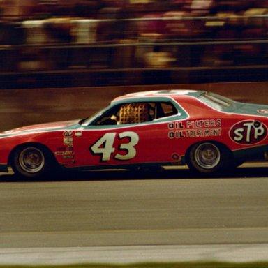 Daytona, 1975, Author unkown