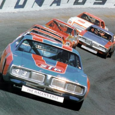 Daytona, 1976 Author unknown