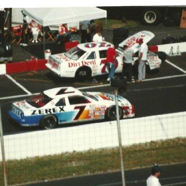 Alan Kulwicki, Dover, June 1989