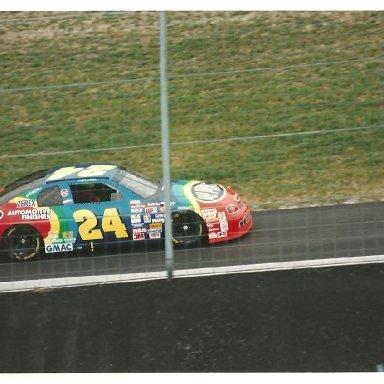 Jeff Gordon, Dover, Sept. 1995