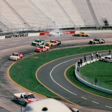 Craftsman Truck Series, Martinsville, Va. September 27, 1997