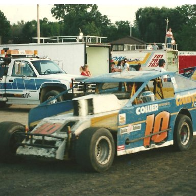1993, Rich Eurich, Middletown, NY