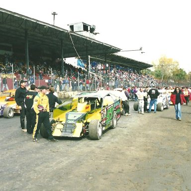 1999, Eastern States 200, Middletown, NY