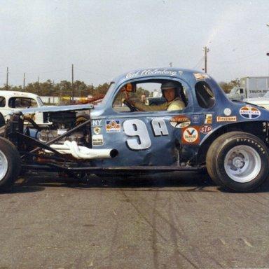 Bobby Holmberg Meade's 9A