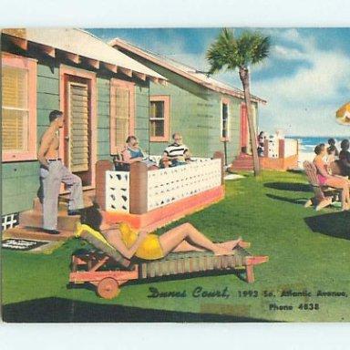 Dunes Court  Daytona Beach fl