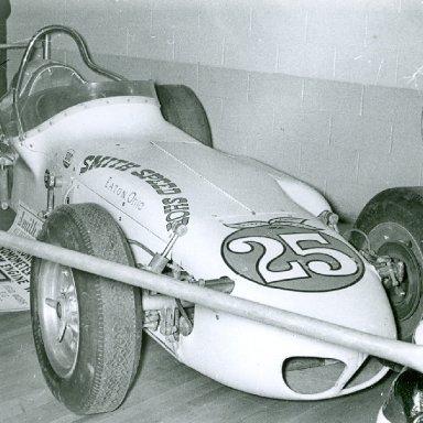 Smith Speed Shop Car