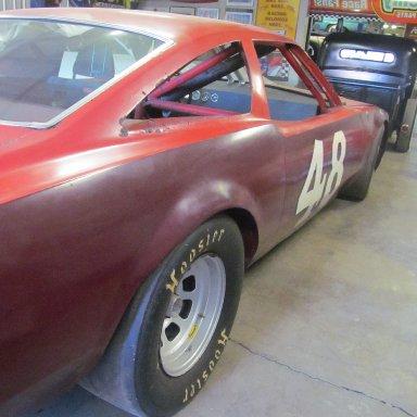 Early/Mid '70 #48 Buick - James Hylton Car