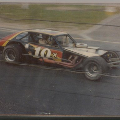 Ronnie Wyckoff in the Pelley #10