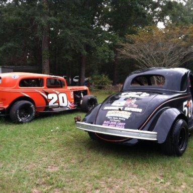 Car 20 & 50
