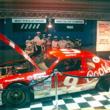 International Motorsports Hall of Fame & Museum, Talladega Al