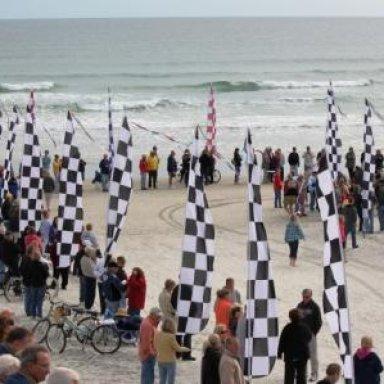 Historic Racing Legends Beach/Road Parade
