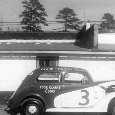 Clark & Rumley '37 Ford