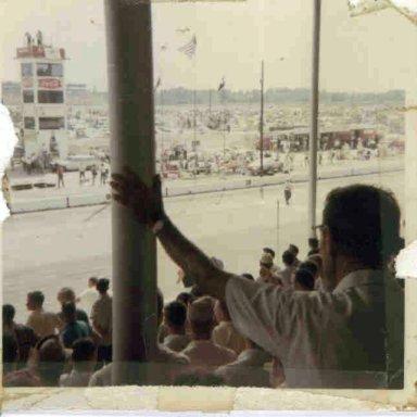 Darlington Control Tower 1966