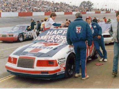 Car Covers Off at Atlanta 1985