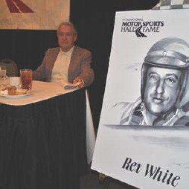 Rex White IHoF 1-12-2011