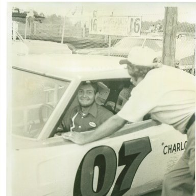 "1975 Concord Speedway  Tommy ""Bill"" Johnson"