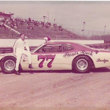 Bill Johnson #77 Dodge
