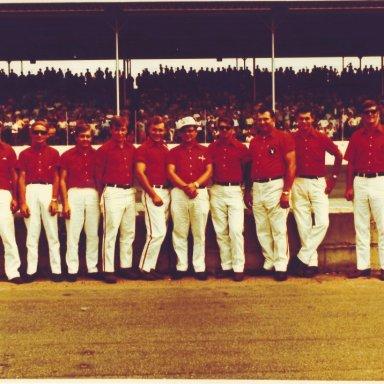 K&K Insurance Crew Early 70's