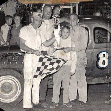 Tommy Johnson win at Nashville Fairgrounds