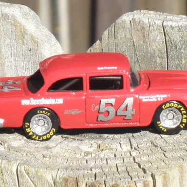 Jimmie Johnsons car 54 @ 1/64 scale