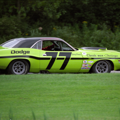 1970 Trans-Am Dodge Challenger