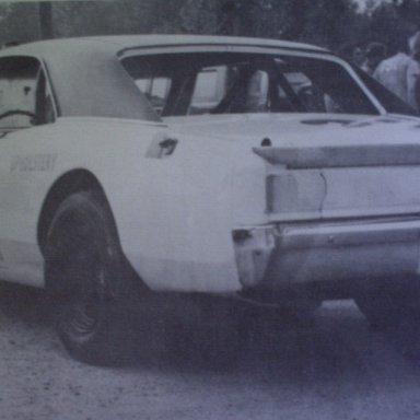 #31 Gene Lovelace L. M. S. Southside Speedway 70s day photo #01