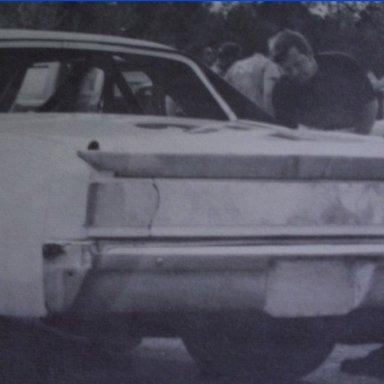 #31 Gene Lovelace L. M. S. Southside Speedway 70s day photo #03