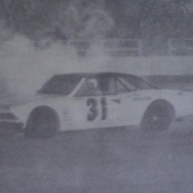 #31 Gene Lovelace L. M. S. Southside Speedway 70s day photo #05