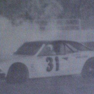 #31 Gene Lovelace L. M. S. Southside Speedway 70s day photo #06