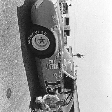 1972 DONNIE ALLISON