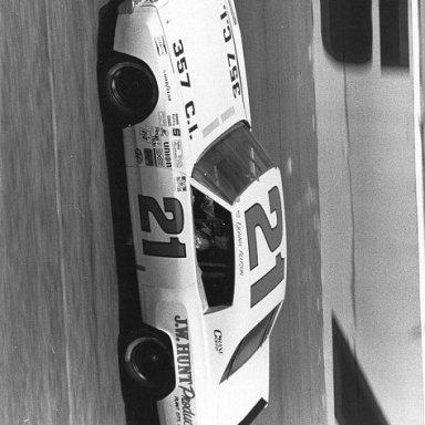 1977 DONNIE ALLISON