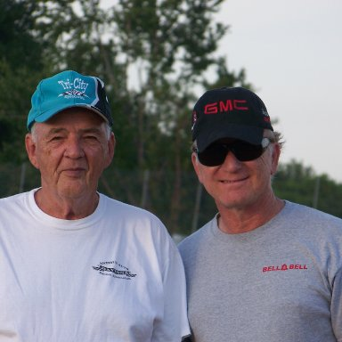 Bill McPeek and Bobby Williamson