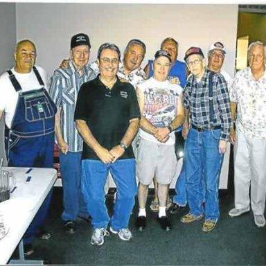 Dayton Speedway HOF friends