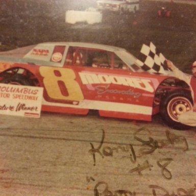 Ken Stookey - Columbus Motor Speedway