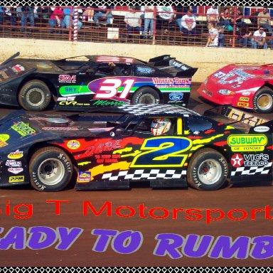 Atomic Speedway 2001
