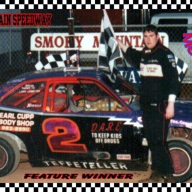 Jody's 1st win 1998