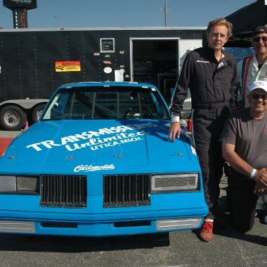 Rolex 2012 - Richard Clark, Mike Cesario & Bill Alfaro