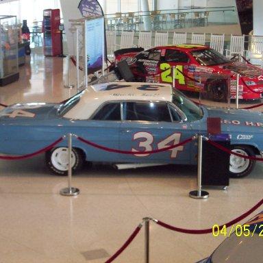 Wendel Scott Car