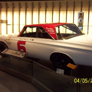 Cotton Owen's David Pearson #6