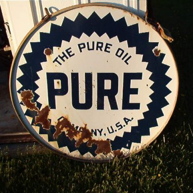 -Old Pure Sign-