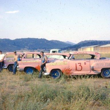 Dunsmuir Ca. Stock Car 1970
