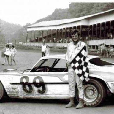 Paul Fess out of Mt. Pleasant, PA 89 Pennsboro 1970's