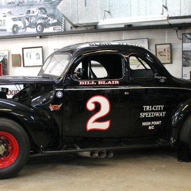 Bill Blair Car