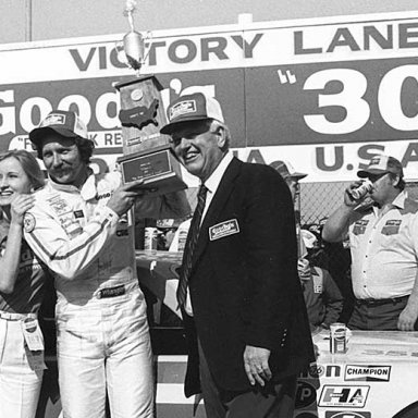 1st Xfinity Race - 1982