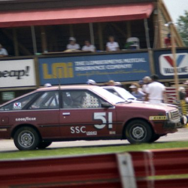 Nissan Mid Ohio Endurance Race