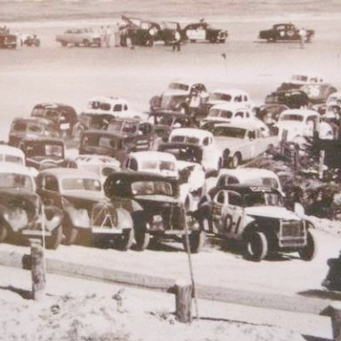 Daytona 1954 Modifieds