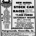 Knoxville, Iowa USAC Stock Cars 1971